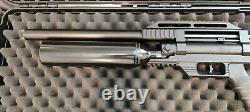 Fx Maverick Vp. Fusil À Air 22cal Avec Étui Rigide Ajouté