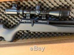 Fx Streamline Carabine Avec Fx Scope Et La Colline Carabine À Air Comprimé Pompe Fabriqué En Suède