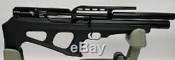 Fx Wildcat Mk1 Calibre De Carabine À Air Synthétique Noir Bullpup Pcp. 22 Pistolets À Air Comprimé