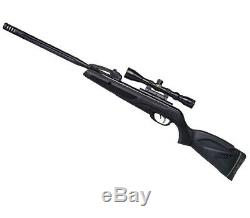 Gamo 611003715554 Noir Swarm Maxxim. 2 Cal Carabine À Air Comprimé + Portée