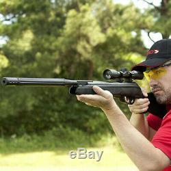 Gamo Big Cat Chuchotement. 177 Calibre Carabine À Air Comprimé Et 4x32 Portée 1300 Fps