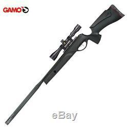 Gamo Big Cat Maxxim 1400 (. 177 Cal) Carabine À Air Comprimé Avec Scope- Refurb