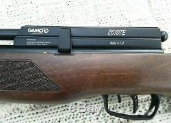 Gamo Coyote Chuchotement Fusion 1465s54 Air Rifles. 22 + Extra Condition Mag Mint