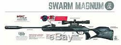 Gamo Magnum Swarm. 22 Cal 1300 Fps Avec 3-9x40mm Scope Carabine À Air Comprimé 611006125554