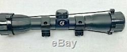 Gamo Raptor 177 Chuchotement Air Rifles, Predator / Chasse Varmint Avec 4x Portée