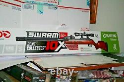 Gamo Swarm Bone Collector 10 Tir 22 Cal Pause Canon Pistolet À Air Granules Rifle Scope