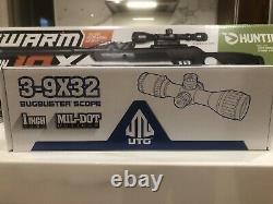 Gamo Swarm Fusion 10x Gen2.22 Cal Carabine À Air Comprimé Avec Mise À Niveau Utg Bugbuster Portée