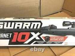 Gamo Swarm Hornet 10x. 22 Calibre 10 Shot Break Barrel Air Rifle Avec Scope