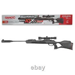 Gamo Swarm Magnum 10x Gen2 Inertia Fed. 177 Caliber 10-shot Air Rifle With Scope