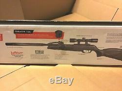 Gamo Swarm Maxxim 10x. 22 Calibre 10 Prise De Vue En Pause Canon Carabine À Air Comprimé Avec Scope
