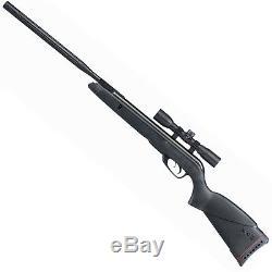 Gamo Wildcat Whisper. Fusil À Air Comprimé De Calibre 177 Et Fusil À Lunette 4x32 1 300 Fps