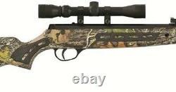 Hatsan 1000s Striker De Printemps Camo Combo. 25 Calibre Air Rifle