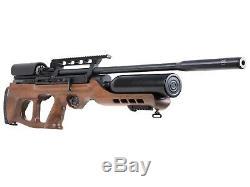 Hatsan Airmax. 25 Cal Hardwood Stock Carabine À Air Comprimé Avec Le Pack De Bundle Pellets