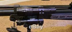 Hatsan Bt65 Sb Elite Qe Carabine À Air Comprimé Noir Th Stock 0,177 Cal
