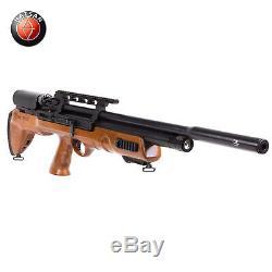 Hatsan Bullboss Q. Énergie Pcp Carabine À Air Comprimé (22 Cal.) - Hardwood