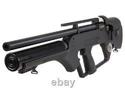 Hatsan Bullmaster Semi-auto Precharged Pneumatic Pcp. 25 Calibre Air Rifle