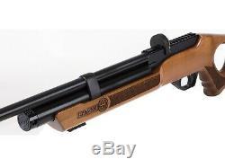 Hatsan Flash Bois Qe Stock Hardwood Carabine À Air Comprimé Avec Le Pack De Bundle Pellets