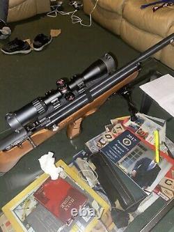 Hatsan Flashpup Qe Pcp Air Rifle. 22
