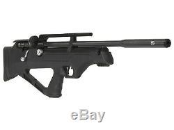 Hatsan Flashpup Qe Synthétique Stock Pcp Carabine À Air Comprimé. 22 Cal