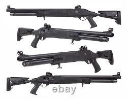 Hatsan Galatian Tact Semi Auto. 25 Calibre Pcp Air Rifle
