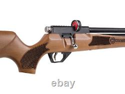 Hatsan Hydra Walnut Quiet Energy Qe Pcp. 25 Cal Fusil À Air Comprimé