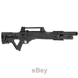 Hatsan Invader Auto. 22 Calibre Pcp Carabine À Air Comprimé Avec Riton Rt-s Mod 3 2-7x32 Scope