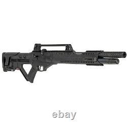 Hatsan Invader Auto. 25 Calibre Semi-auto Pré-chargé Pneumatique Pcp Air Rifle