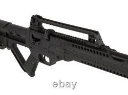 Hatsan Invader Auto Semi-auto Pcp Air Rifle. 22 Cal. Avec Tactical Optics Combo