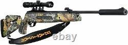 Hatsan Mod 125 Printemps Sniper Camo Combo. 24 Cal Air Rifle