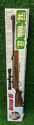 Hatsan Mod 95 Air Rifle, Wood, 1000fps. 22cal Avec Optima 3-9x32mm Portée Hc9522