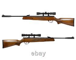 Hatsan Mod 95 Combo De Printemps. 25 Barre De Rupture De Calibre Rifle D'air