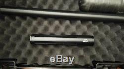 Hatsan Neutronstar Pcp. 22 Calibre Carabine À Air Comprimé Noir