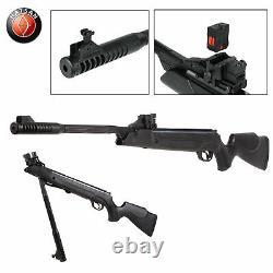 Hatsan Speedfire Multi-shot Vortex (. 177 Cal) Air Rifle- Blk Syn- Returb