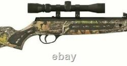 Hatsan Striker Printemps Camo Combo. Fusil À Air Comprimé De Calibre 25 Avec Faisceau De Granulés De Plomb