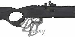 Hatsan Vectis. 22 Cal Air Rifle Lever Action Avec Blk Syn Stock