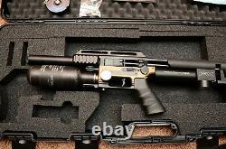 Impact Fx M3 Bronze Compact. 25 Cal Pcp Airgun