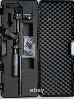 Impact Fx X Mkii, Black Pcp Air Rifle. 22 600 MM Power Plenum Neuf