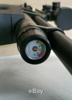 Kral Puncher Disjoncteur Silencieux Synthétique. 22 Avec Bugbuster Portée Et Pompe À Main