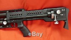Lcs Air Arms Sk-19 Automatique. 25 Pcp Air Carabine À Air Comprimé Mint