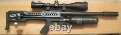Lcs Sk19.25 Cal. Semi Ou Full Auto Air Rifle/scope Inclus
