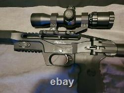Leshiy Gen 2.22 Air Rifle Avec Donny Fl Modérateur Et Plus