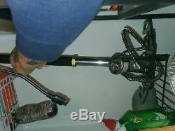 Mint Condition Benjamin Carabine 25 Modèle Cal # Bp2564 Noir Avec Pompe Haute Pression