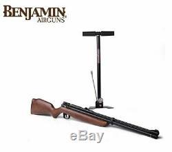 New Crosman Benjamin Discovery. 22 Calibre Pcp / Co2 Carabine À Air Comprimé Kit Bp9m22gp