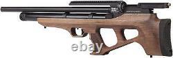 Nouveau Crosman Benjamin Akela. 22 Calibre Pcp Hunting Air Rifle, Bpa22w