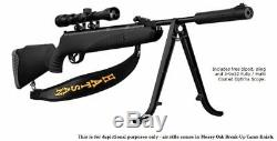 Nouveau Hatsan Mod 85 Sniper Camo Vortex Carabine À Air Comprimé Avec Scope, Mobu