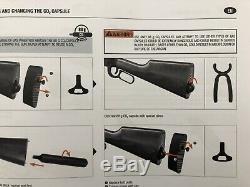 Nouveautés Dans La Boîte Umarex Carabine À Air Comprimé Walther Lever Action Hardwood. 177 Calibre 2252003