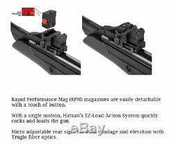 Nouvelle Carabine À Air Comprimé À Répétition Multi-coups Hatsan Speedfire Vortex