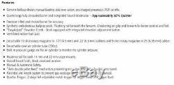 Nouvelle Carabine À Air Comprimé Silencieuse Hatsan Bullboss Pcp, Bullpup Stock Divers Calibres
