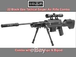 Opérations Secrètes. 22 Sniper Rifle S (nitro Piston). 22, Chasse Puissance