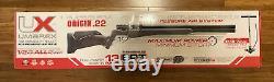 Origine D'umarex. 22 Cal Pcp Rifle D'air Granulé 1100fps Sans Pompe À Main 2251378